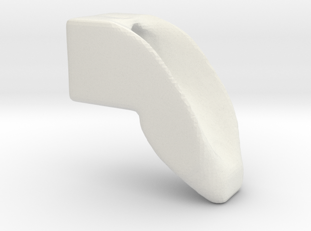 smooth dogleg 3d printed