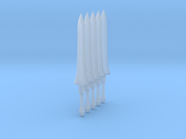 sword 06 3d printed