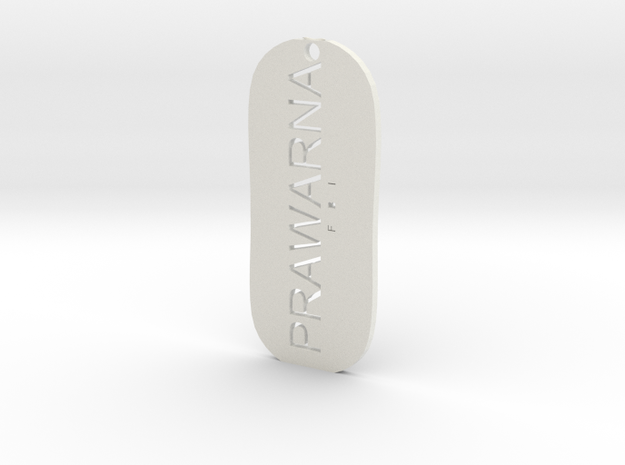 pendent 3d printed