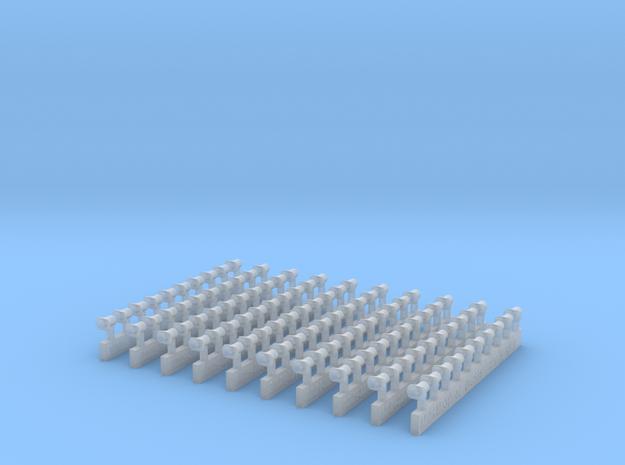 Druckkammerlautsprecher groß 10 x für HLF in Smooth Fine Detail Plastic