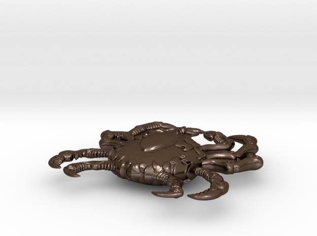 Krablor the Crab (Pendant) 3d printed