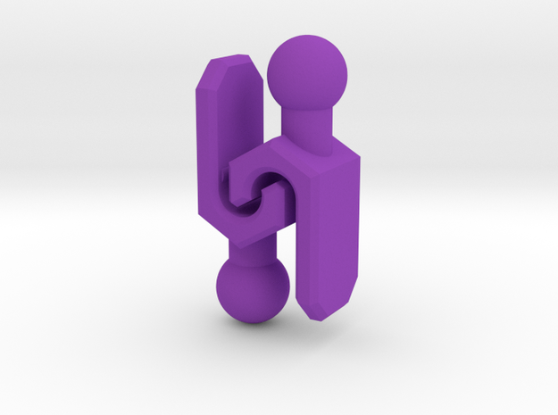 ModiBot Karate Hand Set 3d printed