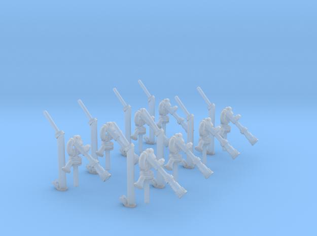 Wenderohr Magirus DLK in Smooth Fine Detail Plastic
