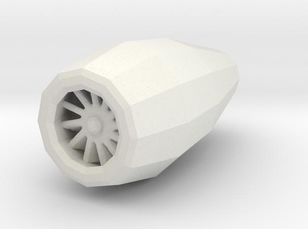 TrapJaw Rocket Arm Attachment 3d printed