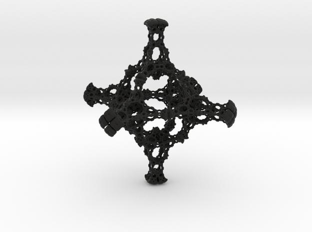 Big OctoKoch Fractal 3d printed