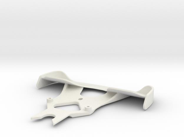 Winged F1 Bumper V1 3d printed