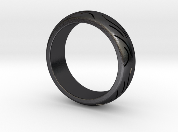 Motorcycle Low Profile Tire Tread Ring Size 13 3d printed