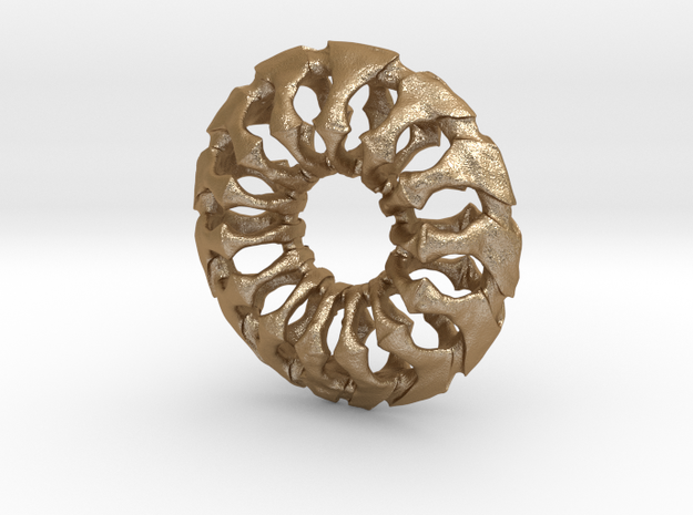 Spinal Pendant 3d printed