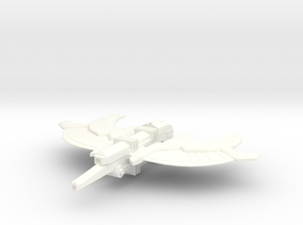 Lucifer Class Romulan Flag Ship 3d printed