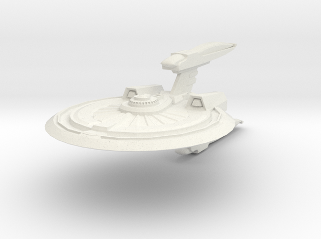 Wildcat Class Destroyer 3d printed