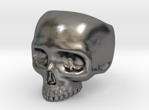Skullring Size 8
