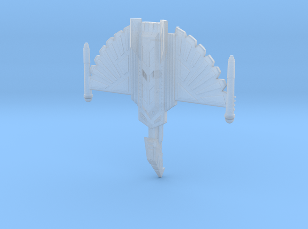 Fire Hawk Cruiser - round nacelles 3d printed