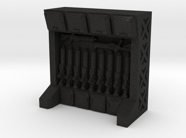 15mm-Scale Arms Rack/Locker