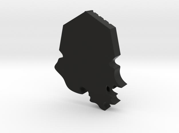The Fallen Pendant 3d printed