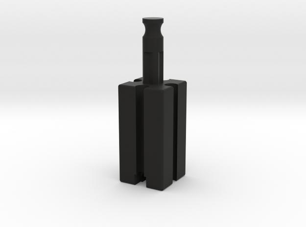 Fischertechnik to K'Nex uck 01f03m 3d printed