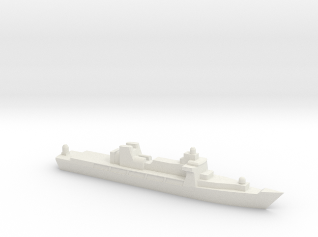 Hamilton 1/2400 in White Natural Versatile Plastic
