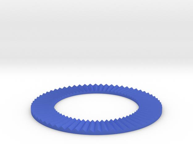 Arc Reactor - Ridged Ring 3d printed