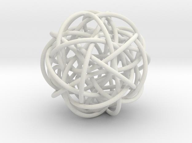 XV TwistorSimplest in White Natural Versatile Plastic