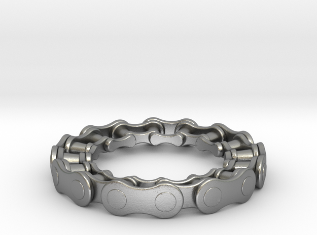 RS CHAIN RING SIZE 7 3d printed