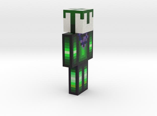 12cm | androktone 3d printed