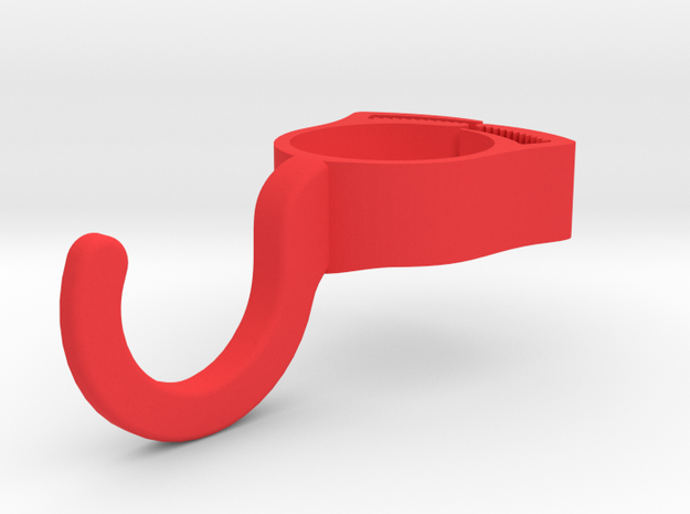 Bike Hook 3d printed