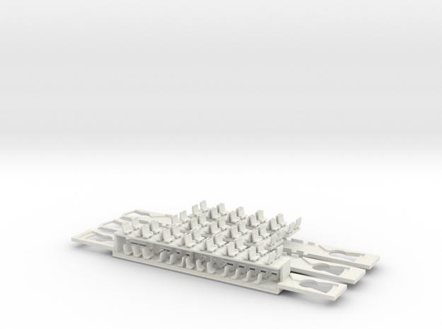 IRM bodem in White Natural Versatile Plastic