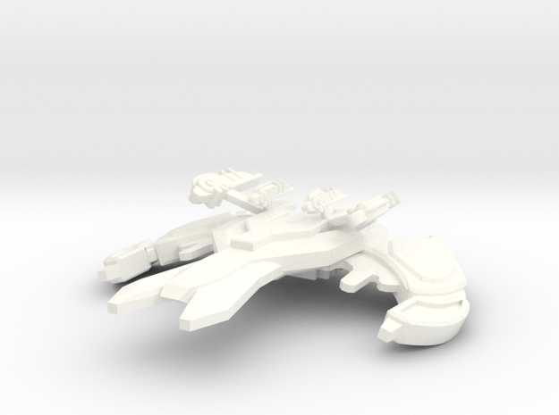 Jem Hadar T'lex Class Destroyer 3d printed