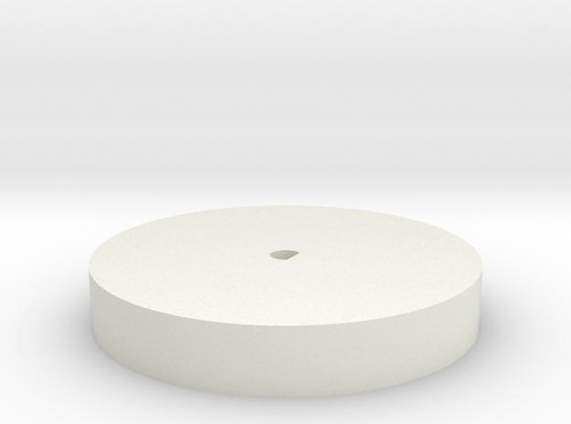 "Ersatzhaube ""Space Train"" für 1:87 (H0 scale) in White Natural Versatile Plastic"