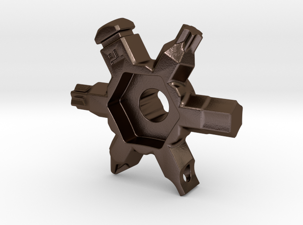 Star Driver Tool 2 3d printed