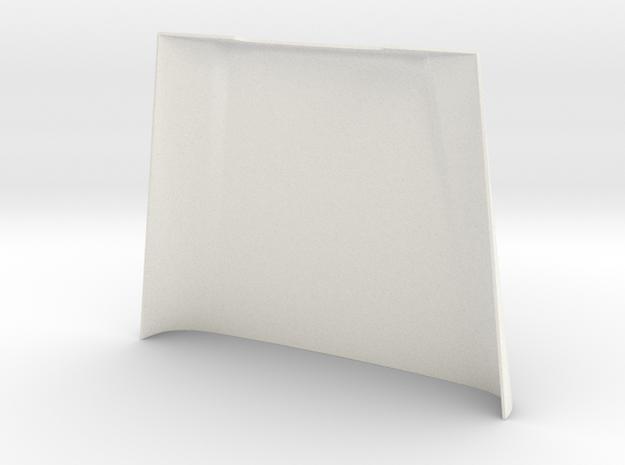 40-Series Hood (1/10) 3d printed