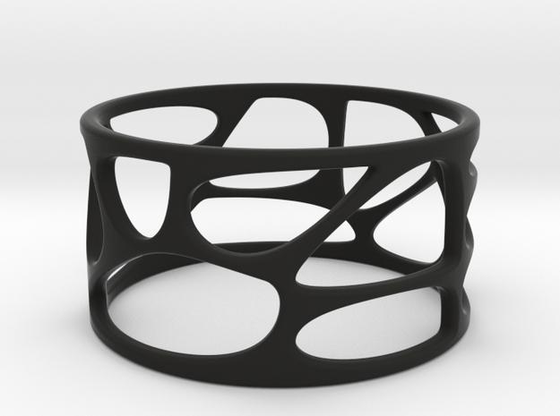 VoronoiRing001 sz12 stl 3d printed