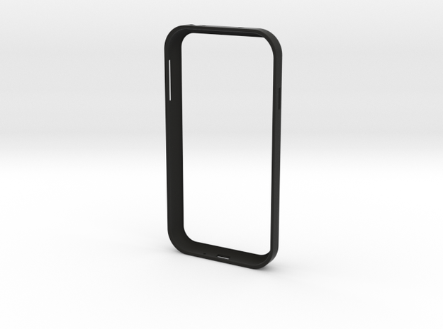 Galaxy S4 - Case in Black Strong & Flexible