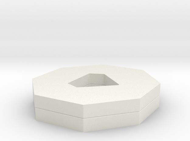 Smallville - Book Of Rao *1/6th Scale* in White Natural Versatile Plastic