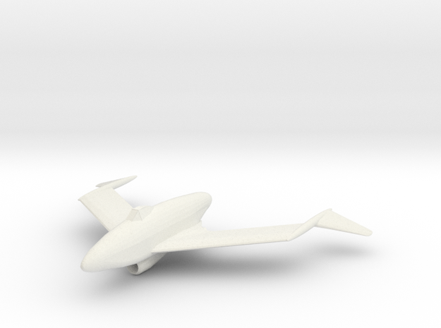 1/200 Blohm & Voss Bv P 208.03 in White Natural Versatile Plastic