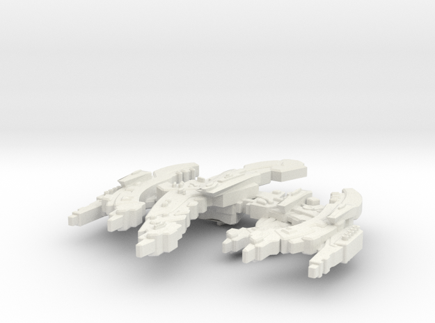 New Breen Destroyer 3d printed