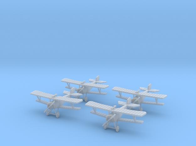 "Nieuport 11 ""Escadrille"" 1:144th Scale 3d printed"