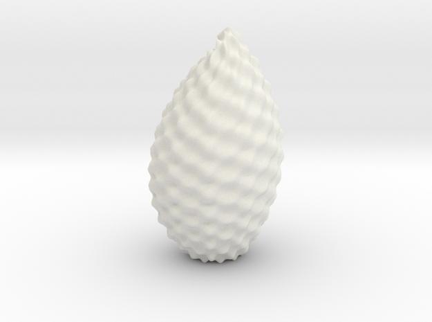 Pineapple Vase 3d printed