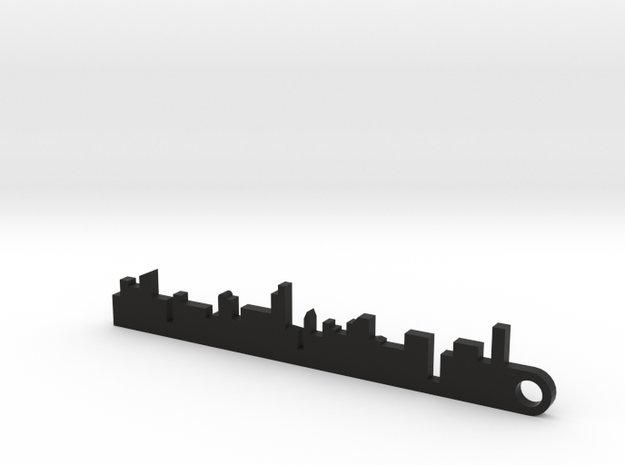 SkylineOne Keychain 3d printed