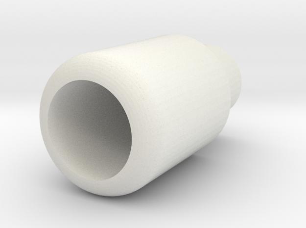 MBPB-B753-001 in White Natural Versatile Plastic