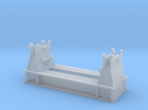 Hintere Transporthalterung für Herpa LR 1600/2  in Smooth Fine Detail Plastic
