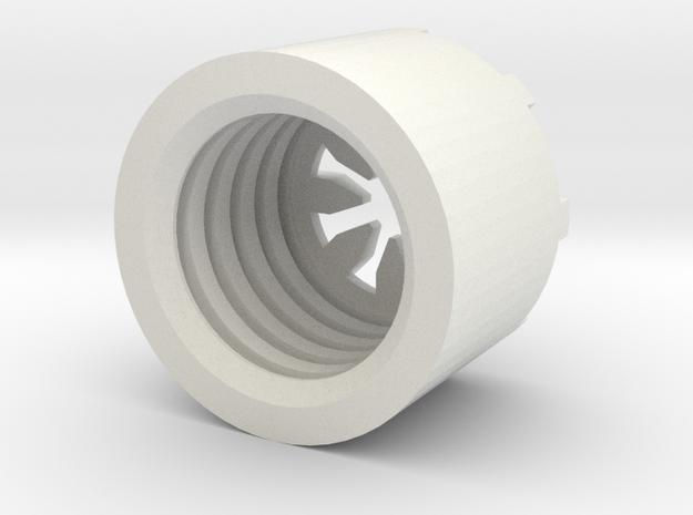 MBPI-B751-OCT in White Natural Versatile Plastic