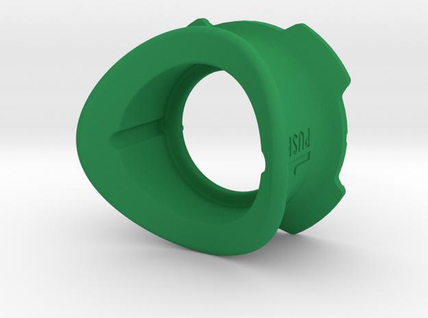 3D Printed Quad Lock Bike Mount Collars 3d printed