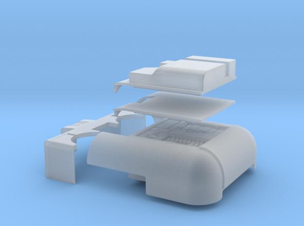 Robot V SAINT and Headplate set 3d printed