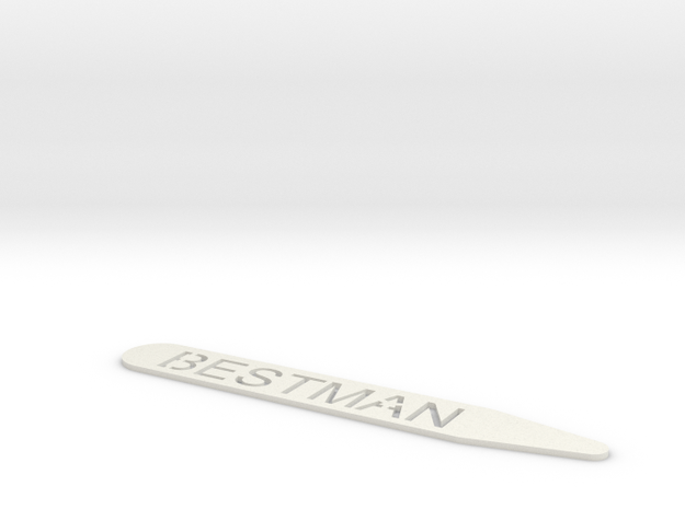 BestmanStay in White Natural Versatile Plastic
