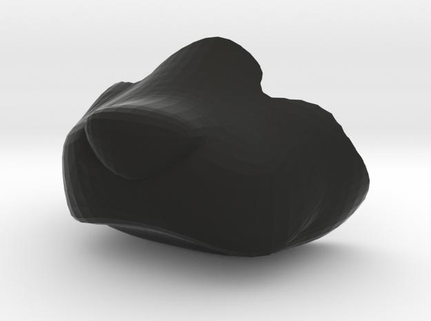 CAP figure Glue-on (dog nose) 3d printed