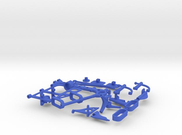 Motor pteranodon parts 3d printed