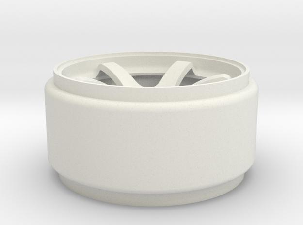 REAR ADVAN 3d printed