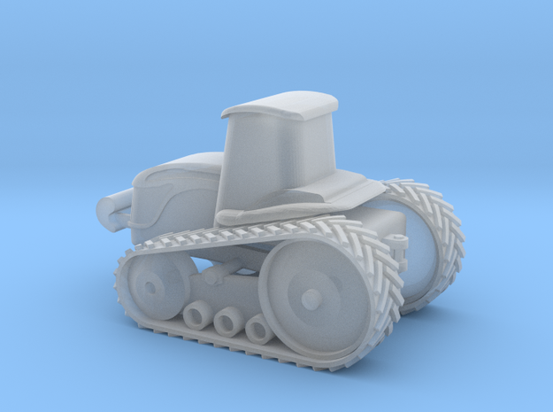 Agco Challenger Tractor - Zscale in Smooth Fine Detail Plastic