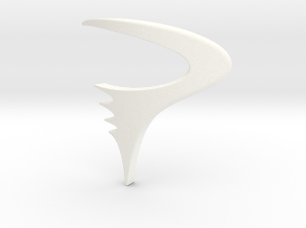 Pinarello bicycle front logo 3d printed