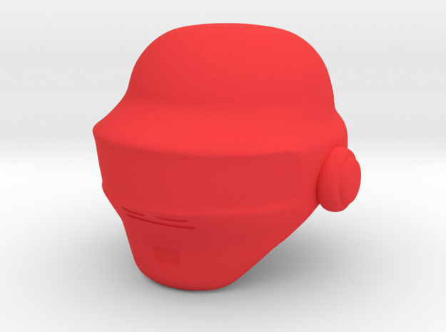 Punk Helmet (prototype) 3d printed